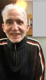 Missing man Rogerio Morgado, 82