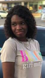 Missing girl, Fatoumata Karamoko, 16
