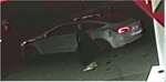 Damage to the getaway vehicle -Telsa Model 3