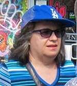 Missing Woman, Marla Kirshenblat, 56