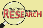 Link to the Application to Conduct Research